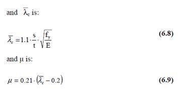 DNV RP-C201 Plate Buckling (2010)   SDC Verifier for Femap