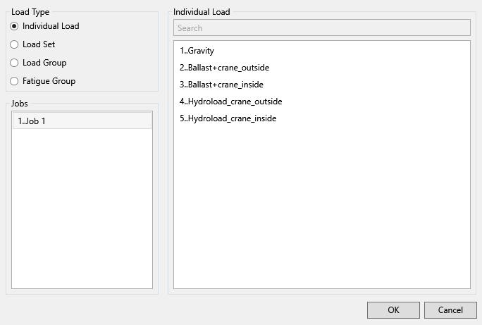 Common Controls | SDC Verifier for Femap