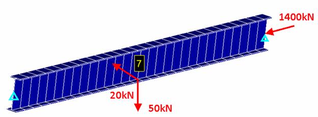 Eurocode3 beam