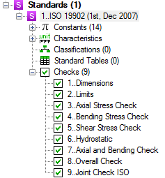 ISO-19902 Checks
