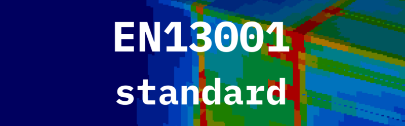 EN13001 standard in SDC Verifier
