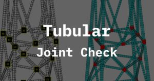 Tubular Joint Check SDC Verifier