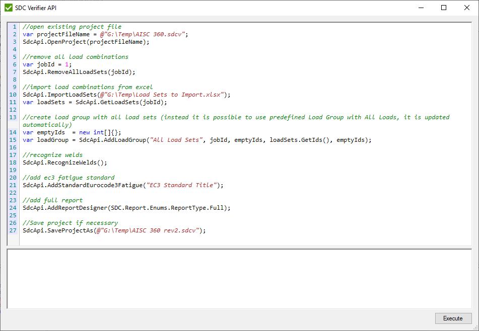 SDC Verifier API
