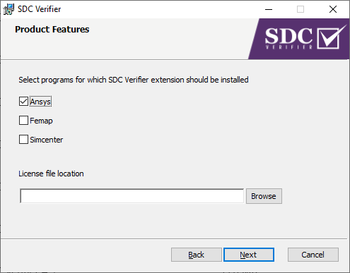 SDC Verifier Installation